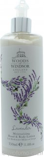 Woods of Windsor Lavender Lozione Mani & Corpo 350ml