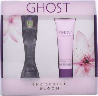 Ghost Enchanted Bloom Confezione Regalo 30ml EDT + 50ml Lozione Corpo