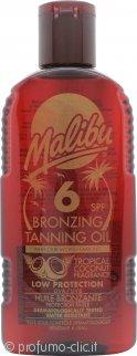 Malibu Bronzing Olio Abbronzante 200ml SPF6