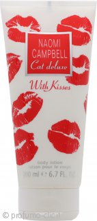 Naomi Campbell Cat Deluxe With Kisses Lozione per il Corpo 200ml