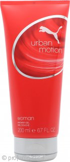 Puma Urban Motion Women Gel Doccia 200ml