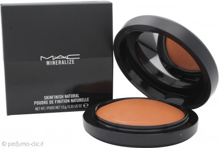 MAC Mineralize Skinfinish Natural Face Powder Cipria 10g - Sun Power