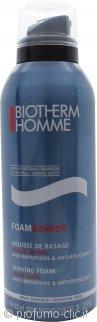 Biotherm Homme Foamshaver Schiuma da Barba 200ml