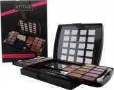 Active Glamour Beauty Booster Make Up Set - 20 x Ombretti + 2 x Fard + 1 x Eyeliner + Applicatori + Specchio