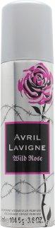 Avril Lavigne Wild Rose Deodorante Spray 150ml