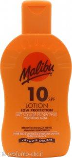 Malibu Sun Lotion SPF10 Protezione Bassa 200ml Lozione