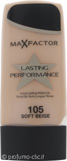 Max Factor Lasting Performance Foundation - 35ml 105 (Soft Beige)