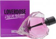 Diesel Loverdose L'Eau de Toilette Eau de Toilette 50ml Spray