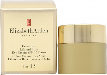 Elizabeth Arden Ceramide Plump Perfect Crema Occhi 15ml