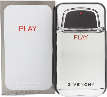 Givenchy Play Eau de Toilette 100ml Spray