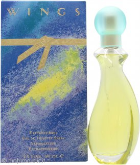 Giorgio Beverly Hills Wings Eau de Toilette 90ml Spray