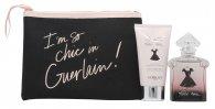 Guerlain La Petite Robe Noire Confezione Regalo 50ml EDT + 75ml Latte Corpo + Borsetta per il Trucco