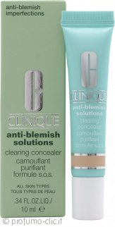 Clinique Anti-Blemish Solutions Clearing Concealing Stick 10ml Colore 02