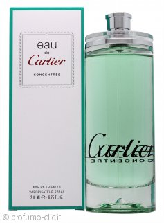Cartier Eau De Cartier Eau de Toilette Concentrate 200ml Spray