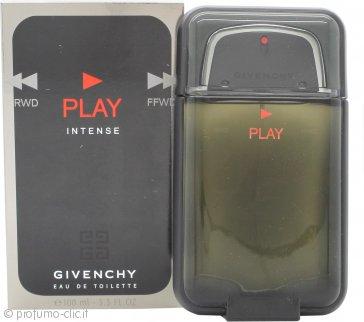 Givenchy Play Intense Eau de Toilette 100ml Spray