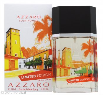 Azzaro Pour Homme Eau de Toilette 100ml Spray Edizione da Collezionisti