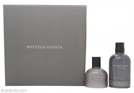 Bottega Veneta Pour Homme Confezione Regalo 90ml EDT + 100ml Balsamo Dopobarba