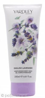 Yardley English Lavender Bagnoschiuma 200ml