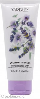 Yardley English Lavender Crema Mani & Unghie 100ml