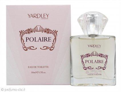 Yardley Polaire Eau de Toilette 50ml Spray