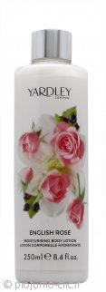 Yardley English Rose Moisturising Lozione Corpo 250ml
