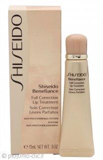 Shiseido Benefiance Full Correction Trattamento Labbra 15ml