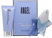 Thierry Mugler Angel Confezione Regalo 50ml EDP Spray + 100ml Lozione Profumata per il Corpo