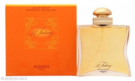 Hermes 24 Faubourg Eau de Parfum 100ml Spray