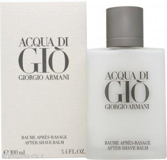 Giorgio Armani Acqua Di Gio Balsamo Dopobarba 100ml