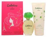 Gres Parfums Cabotine Confezione Regalo 100ml EDT + 200ml Lozione per il Corpo