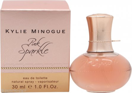 Kylie Minogue Pink Sparkle Eau de Toilette 30ml Spray