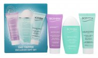 Biotherm Aquasource Day Tripper Confezione Regalo 20ml Detergente Biosource + 30ml Lozione Biosource + 20ml Gel Aquasource