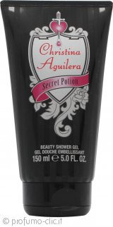 Christina Aguilera Secret Potion Gel Doccia 150ml