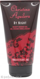 Christina Aguilera By Night Gel Doccia 150ml