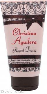 Christina Aguilera Royal Desire Lozione Corpo 150ml