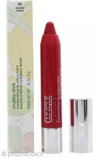Clinique Chubby Stick Balsamo Colorato Idratante per le Labbra 05 Chunky Cherry