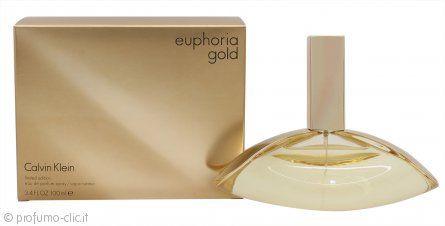 Calvin Klein Euphoria Gold Eau de Parfum 100ml Spray