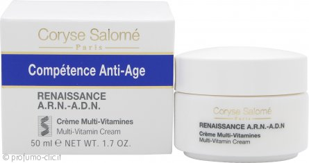 Coryse Salome Competence Crema Multi Vitamina Anti-Etá 50ml