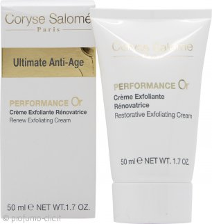 Coryse Salome Ultimate Anti-Age Renew Exfoliating Cream Gold 50ml