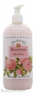 Crabtree & Evelyn Rosewater Detergente Mani 500ml