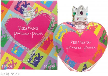 Vera Wang Princess Power Eau de Toilette 30ml Spray