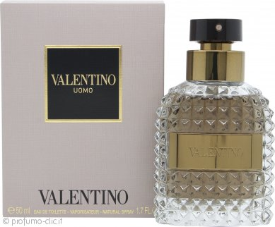 Valentino Valentino Uomo Eau de Toilette 50ml Spray