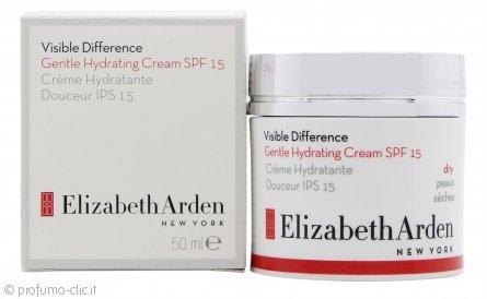 Elizabeth Arden Visible Difference Crema Idratante Delicata SPF15 50ml - Pelle Secca