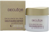 Decleor Excellence de l'Age Sublime Redensifying Night Cream 50ml