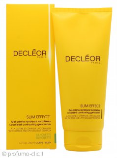 Decleor Aromessence Slim Effect Localised Contouring Gel-Cream 200ml