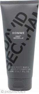 David Beckham Homme Shampoo & Bagnoschiuma 200ml