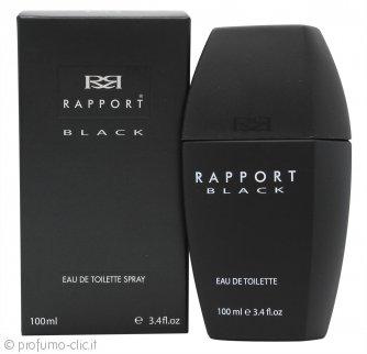 Dana Rapport Black Eau de Toilette 100ml Spray
