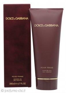 Dolce & Gabbana Pour Femme Gel Doccia 200ml