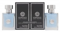 Versace pour Homme Confezione Regalo 2 x 30ml EDT Spray