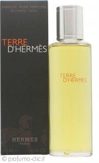 Hermes Terre D'Hermes Pure Perfume 125ml Ricarica - Senza Spruzzino